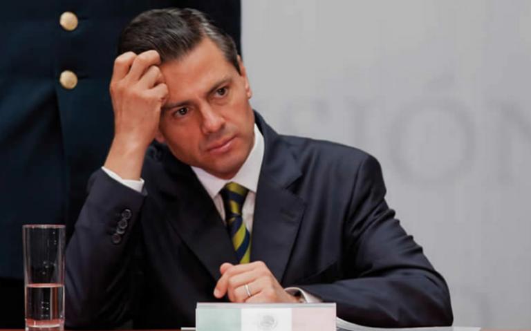 Peña Nieto rechaza investigación por supuesto soborno en EU