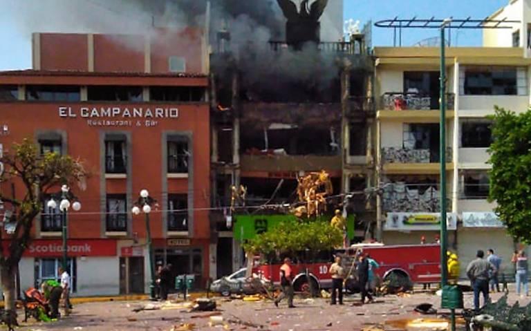 Explota tanque de gas en Tepatitlán, Jalisco; hay un muerto