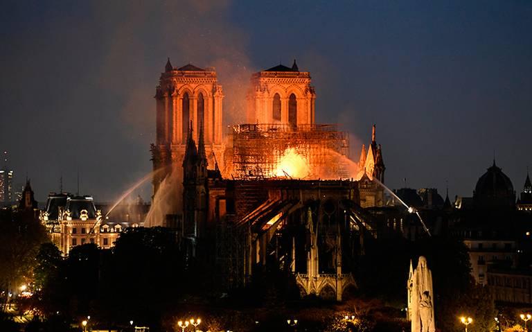 A 72 días del incendio en Notre Dame, aún se desconoce causa: Fiscalía de París