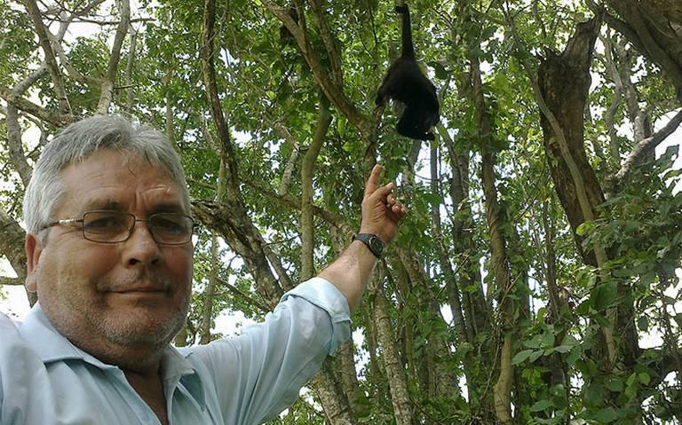 Asesinan a José Luis Álvarez, defensor del santuario del mono saraguato