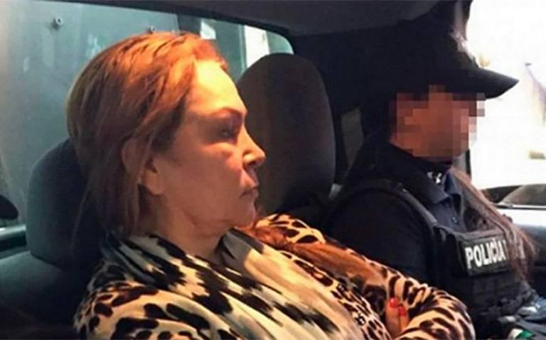La Patrona, socia de El Chapo, se declara culpable en corte de EU