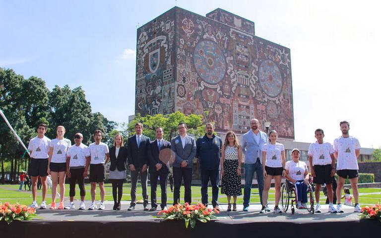 Biblioteca Central de la UNAM será el punto de partida para la edición XXXVII del Maratón de la Ciudad de México