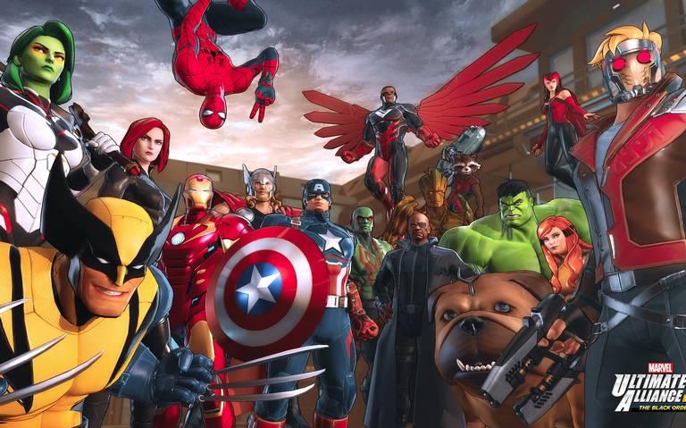 No es broma… ¡Marvel quiere ver a sus superhéroes en Super Smash Bros. Ultimate!