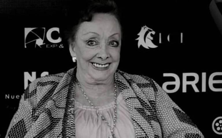 Muere a los 88 años la primera actriz, Mercedes Pascual