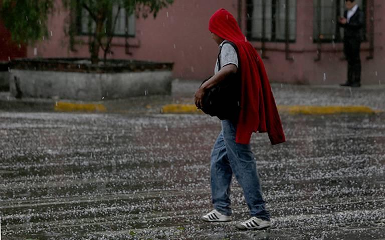 Fuertes tormentas en el noreste y norte de México por frente frío 61
