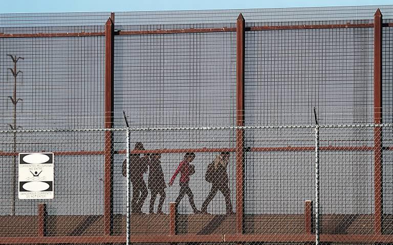 Nueva caravana de migrantes arriba la frontera sur de México