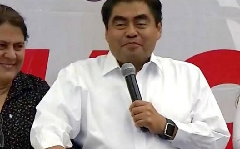 Miguel Barbosa gana la gubernatura de Puebla con un triunfo contundente: Yeidckol Polevnsky