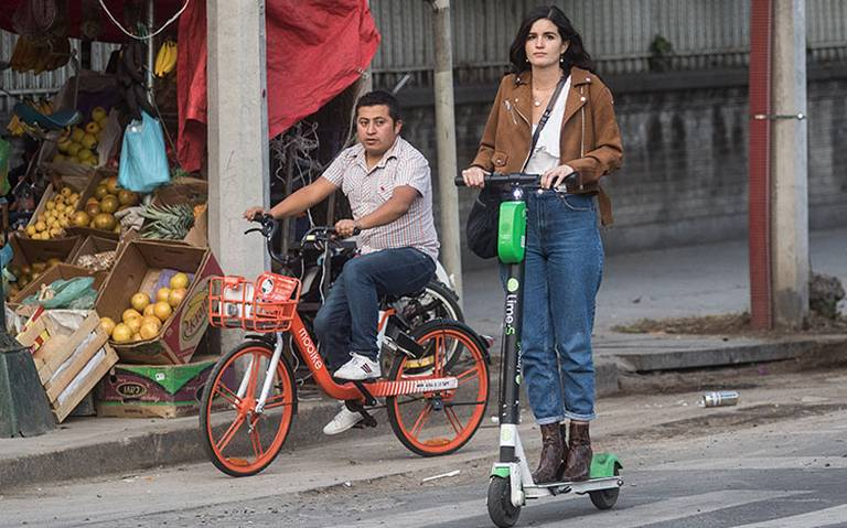 Analizan subir tarifas a bicicletas y monopatines