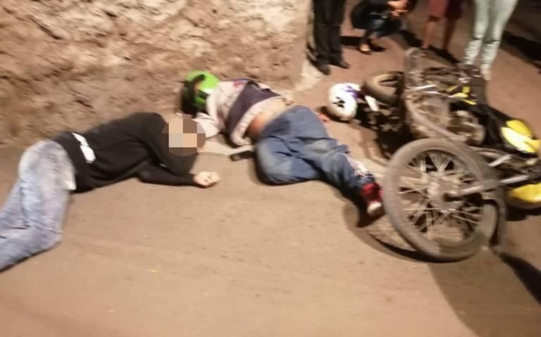 Dos asaltantes fueron ultimados a tiros en Xochimilco