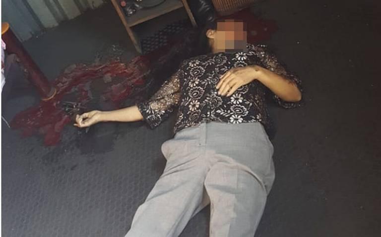 Mujer se suicida con certero tiro en la cabeza; la encontró su esposo