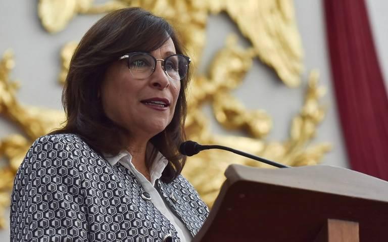 Rocío Nahle niega intervención en renuncia de García Alcocer