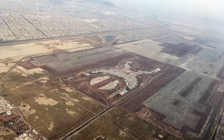 Conceden suspensión definitiva por aeropuerto de Texcoco