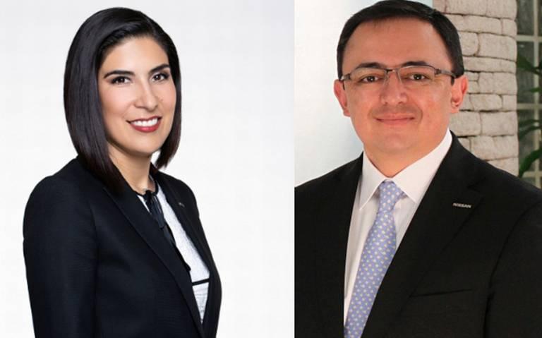 José Román reemplaza a Mayra González en Nissan México; ella va a Japón