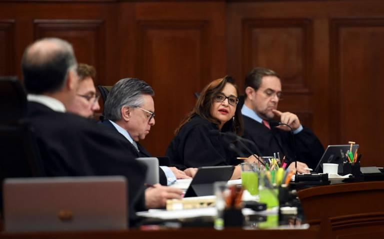 Corte desecha controversia sobre designación de magistrados del Sistema Nacional Anticorrupción