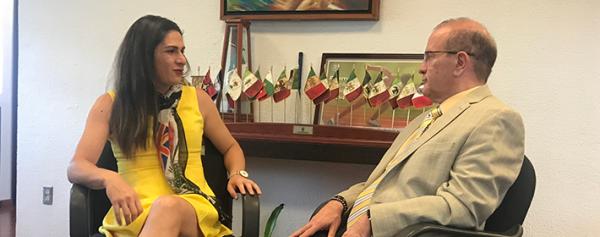 No son recortes, han sido ajustes por irregularidades: Ana Guevara