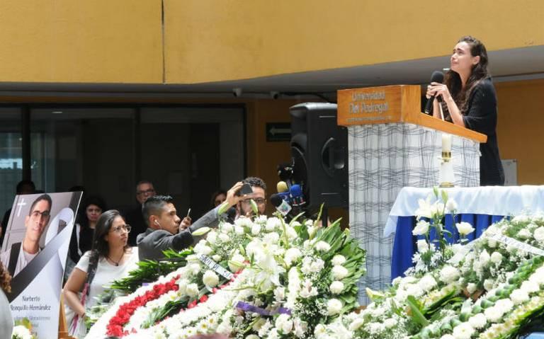 PGJ investiga a El Güero, expareja de novia de Norberto Ronquillo
