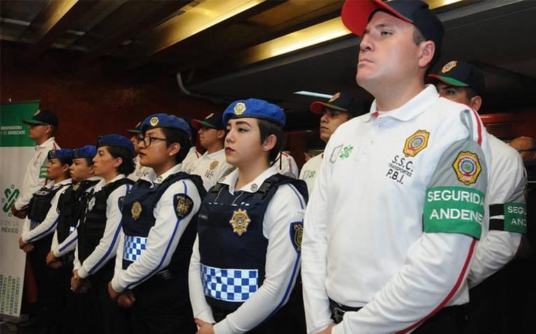 Presentan nueva imagen de Policía de Transporte de la CDMX