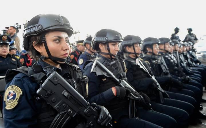 Reacomodan a la policía de la CDMX: estas son las nuevas unidades