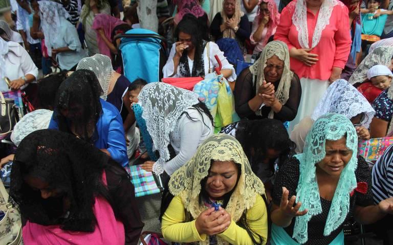 Autoridades de la Luz del Mundo manifiestan su postura contra las agresiones realizadas a la feligresía