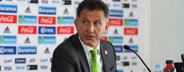 Juan Carlos Osorio no se olvida de México