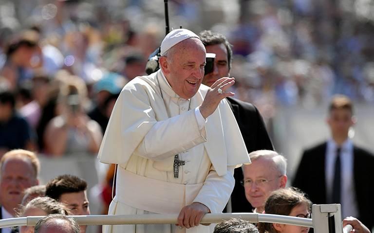 "Papa Francisco felicita a México por ser ""tan acogedor con los migrantes"""