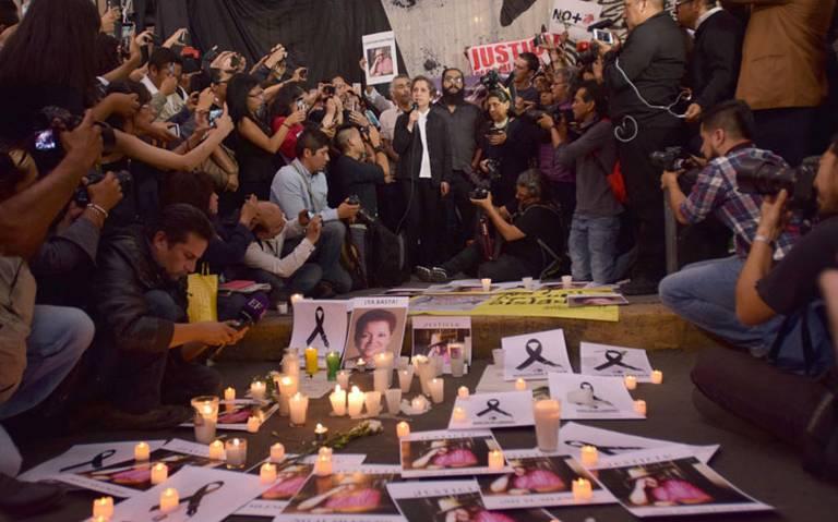 Suman siete periodistas asesinados en 2019: CNDH