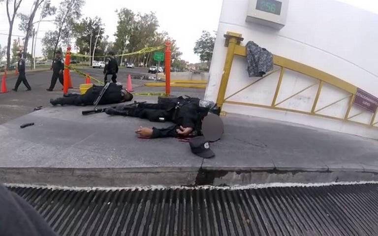 Mueren dos policías tras riña en Jalisco