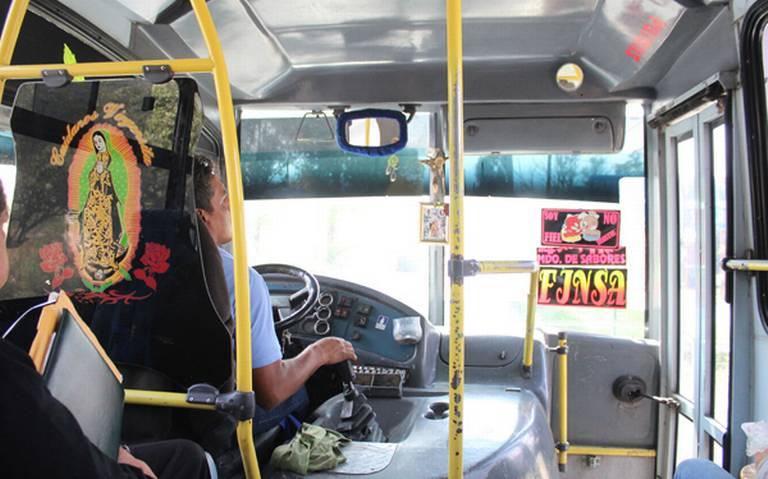 Planean transportistas protestas durante visita de AMLO a Puebla