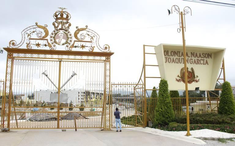 Construyen colonia en Puebla en honor al líder de La Luz del Mundo