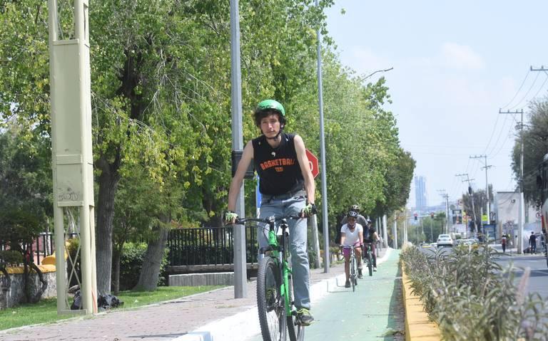 Definirán la reubicación de ciclovía de Universidad