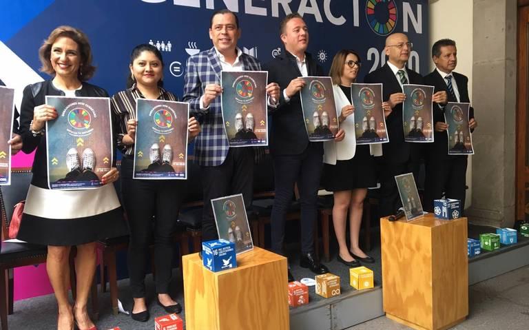 Elegirá Sejuve embajadores agenda 2030