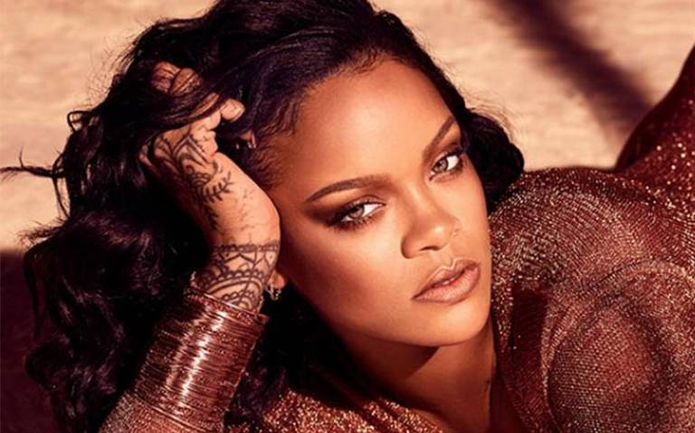 Rihanna, la artista musical femenina más rica del mundo: Forbes
