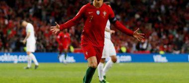 Con triplete de Ronaldo, Portugal clasifica a final de la Liga de Naciones