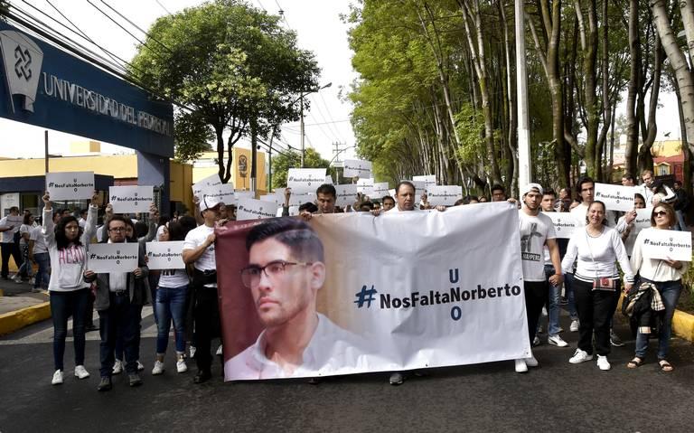 Encuentran sin vida al estudiante Norberto Ronquillo