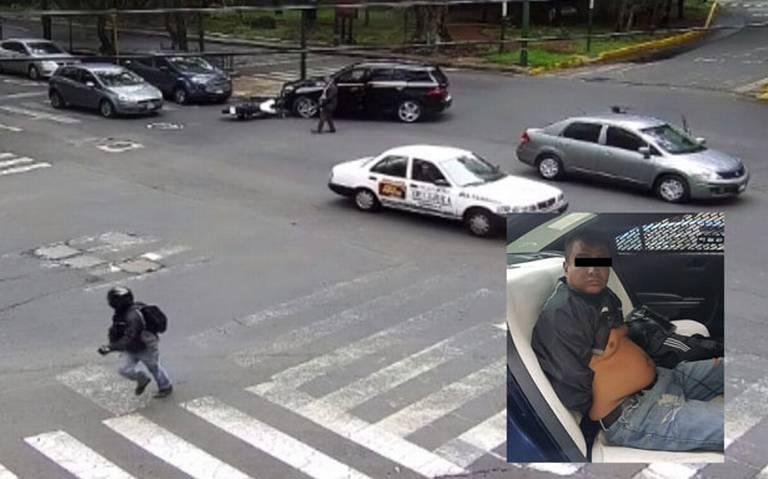 Conductores detienen a ladrones en Polanco [Video]
