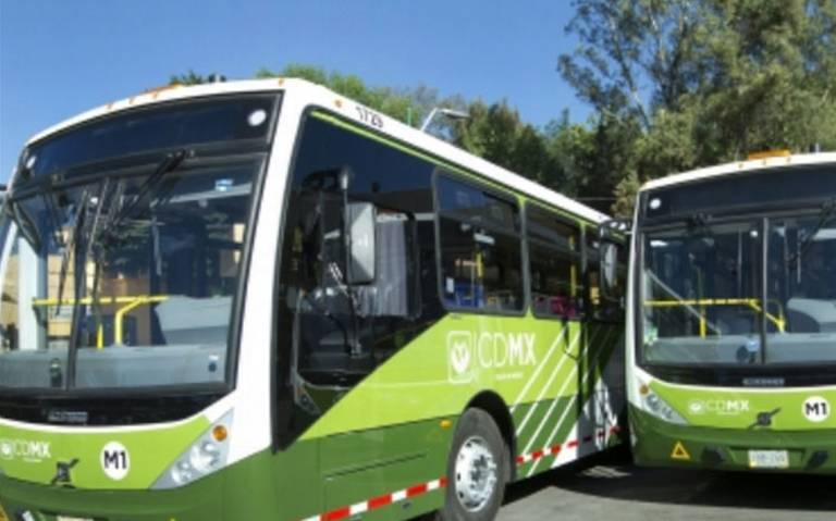 Reforzarán RTP con 800 camiones
