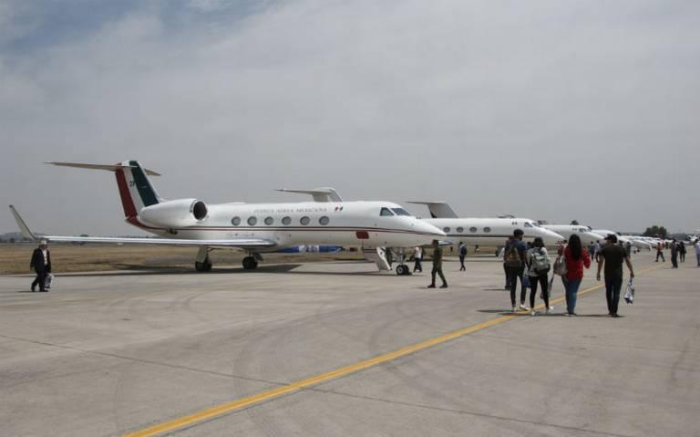 Celebra Coparmex orden para detener Aeropuerto de Santa Lucía
