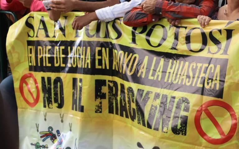 Pese a promesas del gobierno, sí habrá fracking en Huasteca potosina
