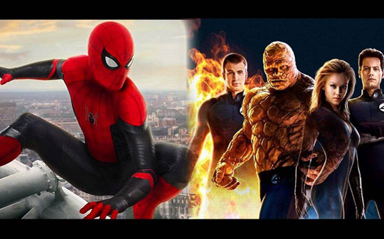¿Marvel planea reunir a Spider-Man con Los 4 Fantásticos?