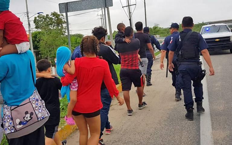 Aumentó en junio flujo de migrantes en Tabasco
