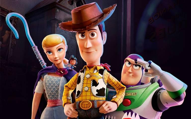 Por fin se estrena la cuarta y última entrega de Toy Story