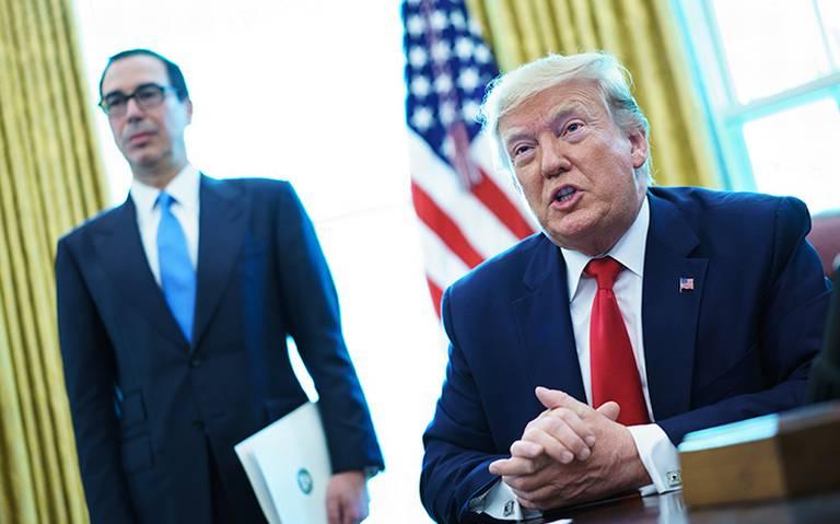 Trump anuncia sanciones económicas contra líder supremo de Irán