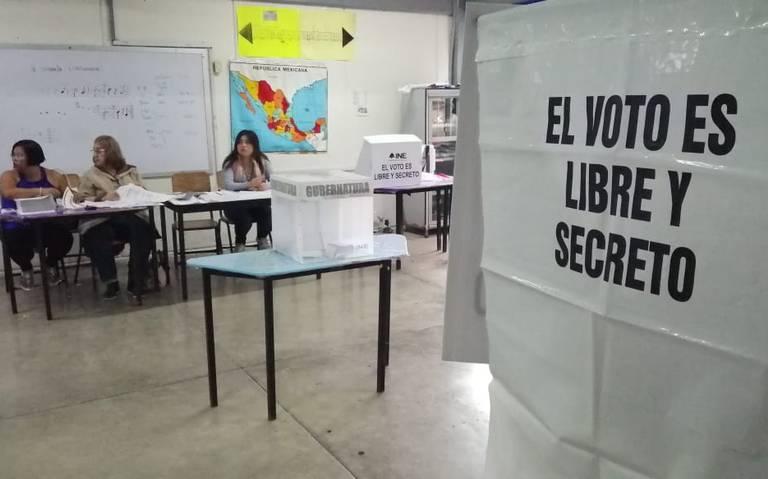 Puebla, el estado con más denuncias durante la jornada electoral