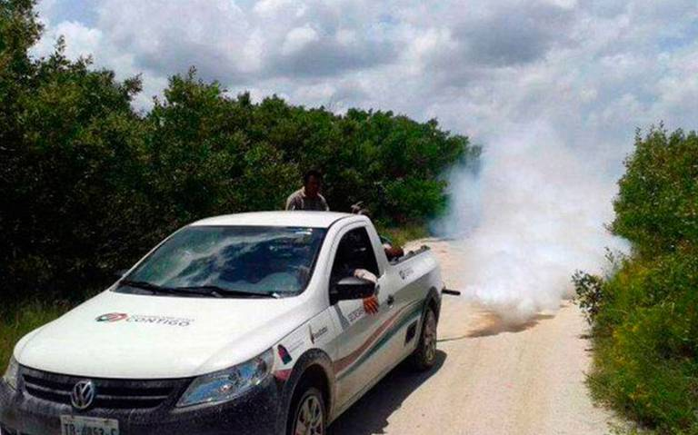 En Quintana Roo se realizan acciones coordinadas para el control de vectores