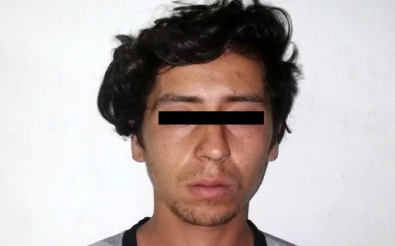 Detienen a joven que violó a su hermanita en Ecatepec