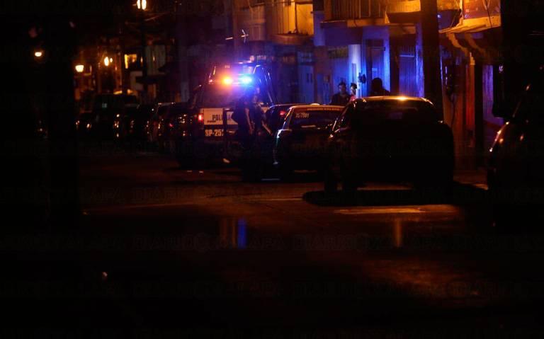 Persecución a balazos sobre Pípila y 20 de Noviembre causa alarma