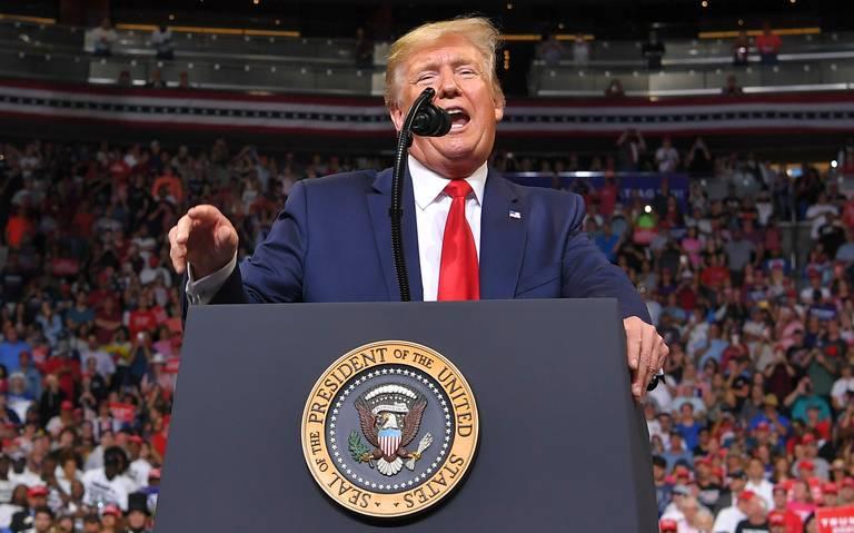 Redadas migratorias empezarán después del 4 de julio: Trump