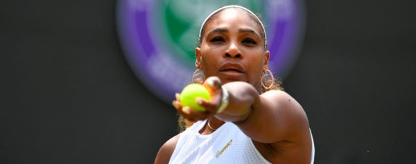 Serena Williams avanza a los cuartos de final de Wimbledon