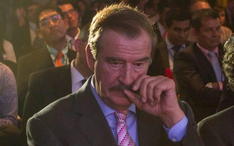Perdonan impuestos al hijo de Vicente Fox