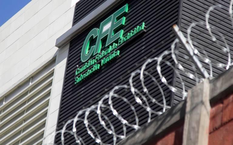 Contrata CFE guardia privada por 140 mdp